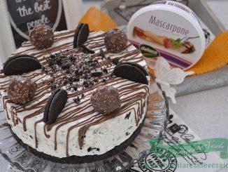 cheesecake-cu-oreo-si-ferrero-rocher-1