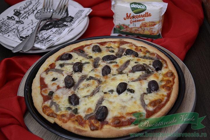 pizza romana