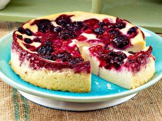 Cheesecake-cu-branza-tofu-si-fructe-1