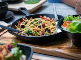 Spaghete-Puttanesca