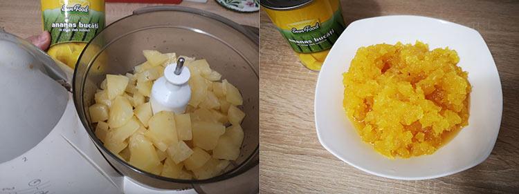 compot ananas sun food