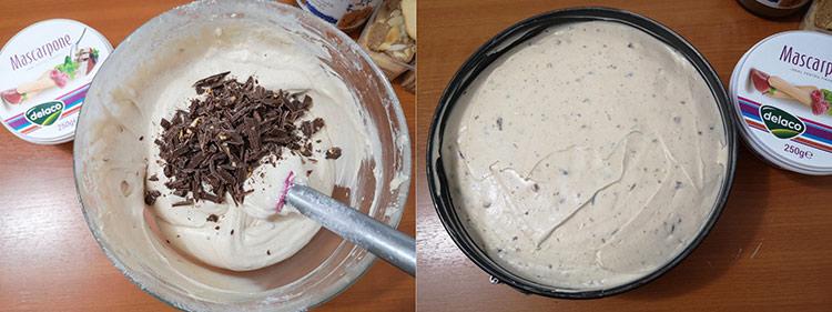 crema cheesecake fara coacere