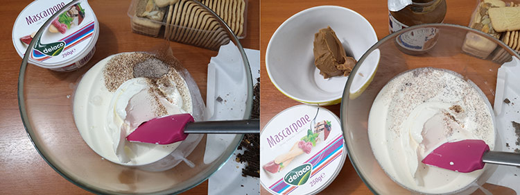 crema de mascarpone pentru cheesecake