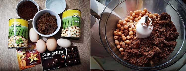 ingrediente prajitura cu naut