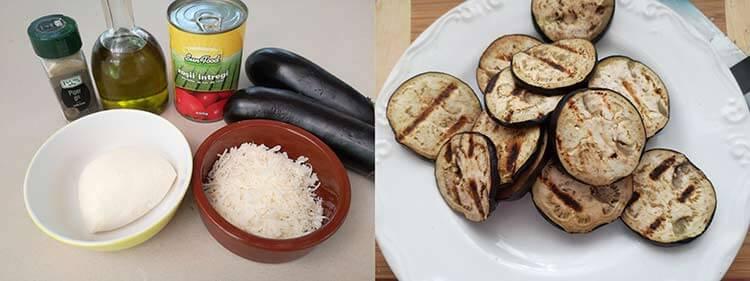 ingrediente parmigiana