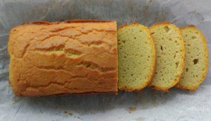 paine de cocos keto 435x250 - Pâine din făină de cocos