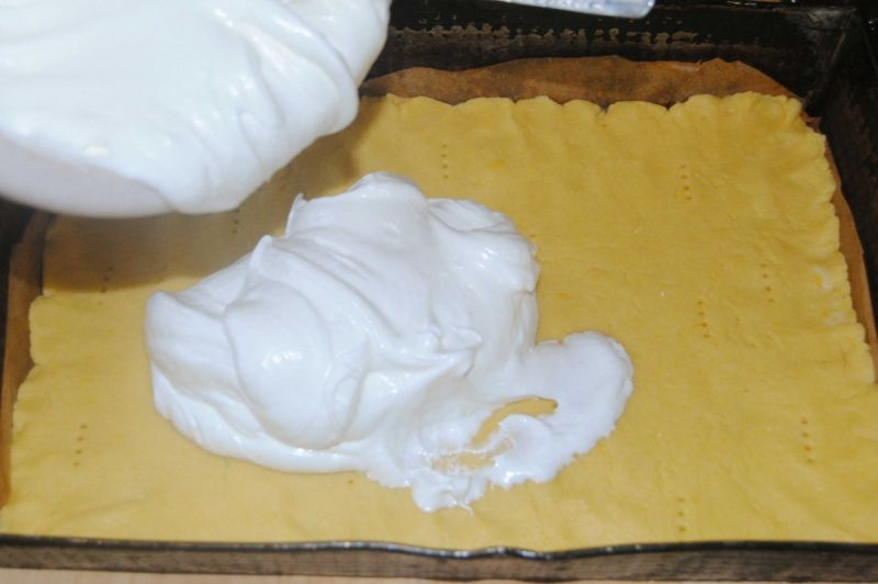 prajitura cu aluat razuit mod preparare
