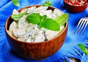 salata castreveti