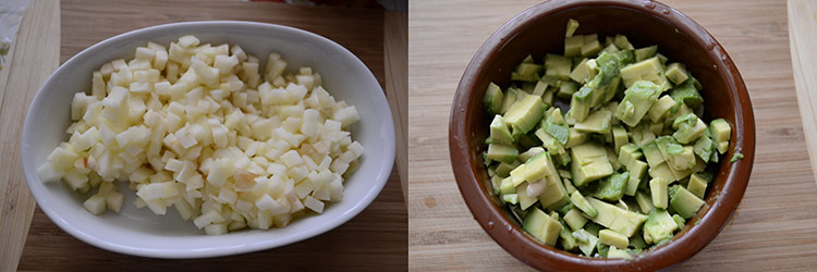 salata cu ton si cascaval