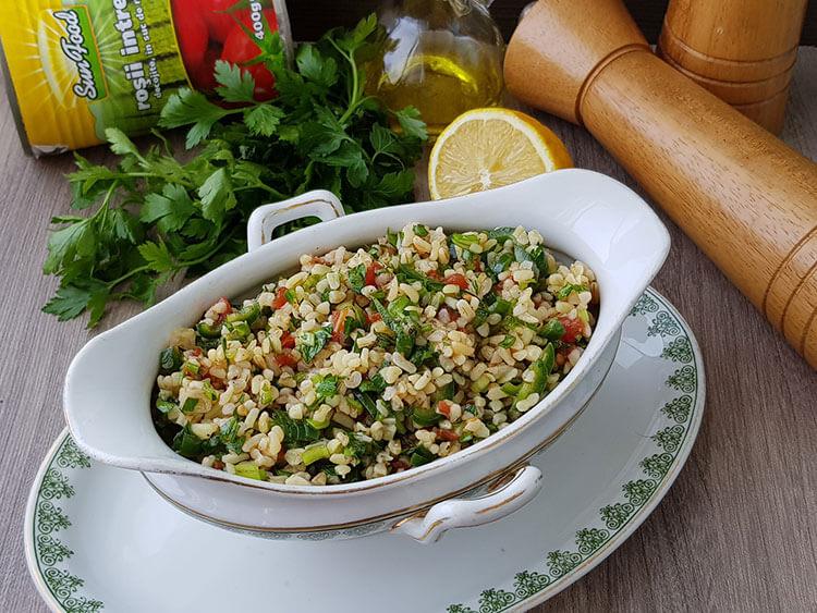 Salata Tabbouleh turceasca