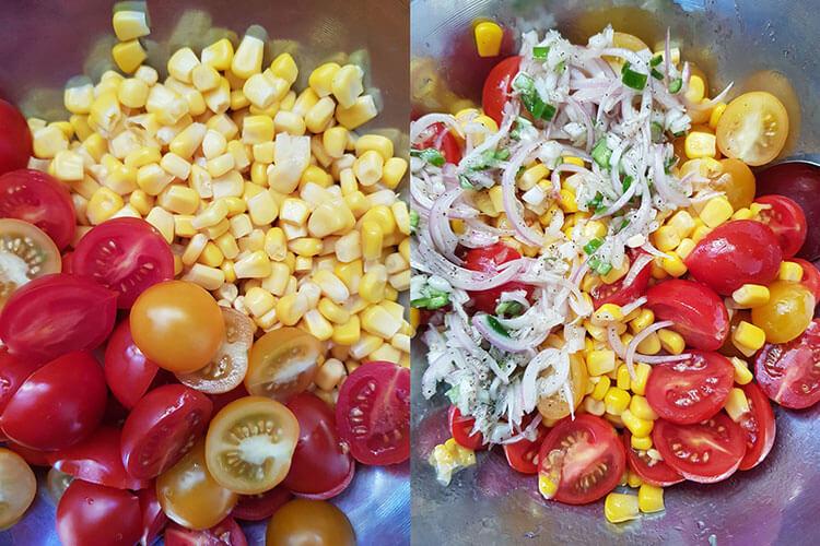 preparare salata