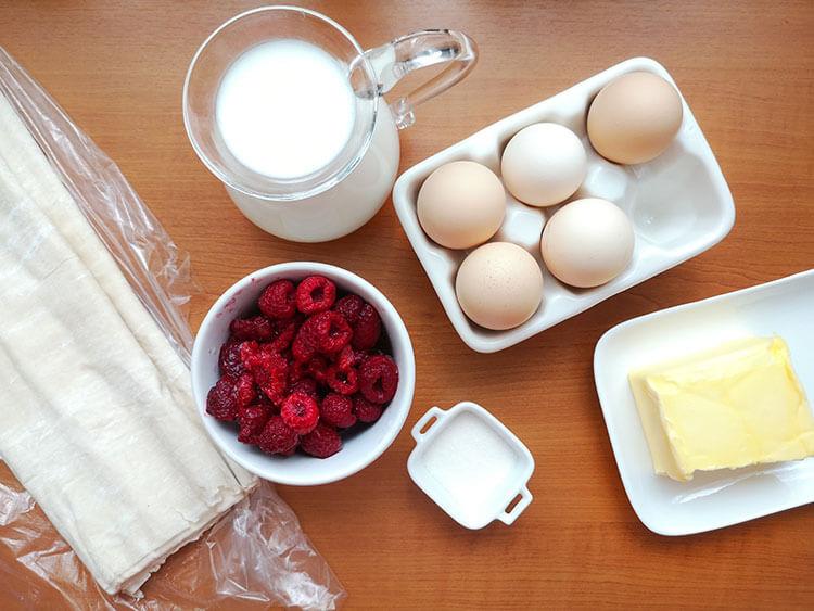 ingrediente placinta