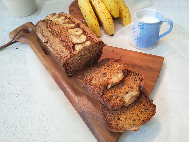 Banana bread- chec cu banane