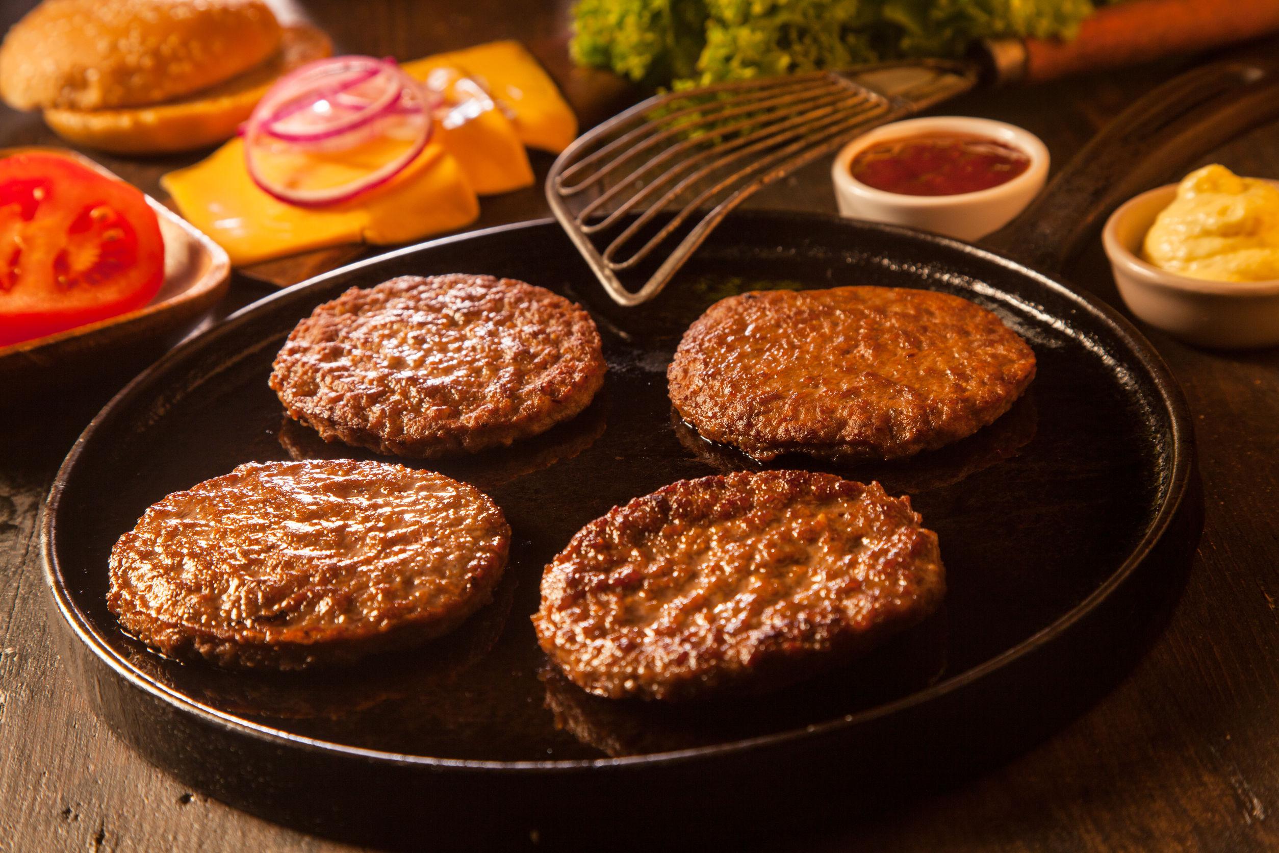 Hamburger reteta
