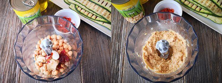 preparare humus