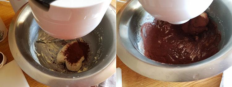 aluat cacao